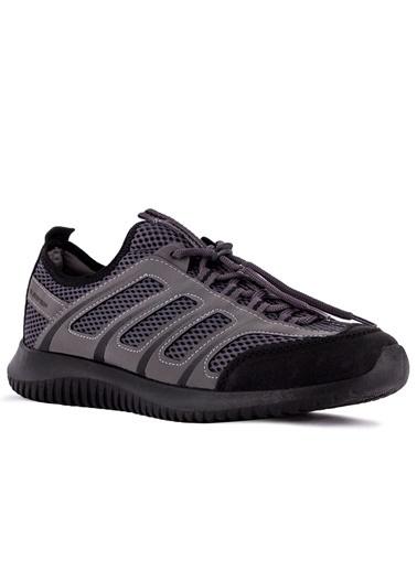 Slazenger Slazenger ABSOLUT I Sneaker Erkek Ayakkabı  Gri